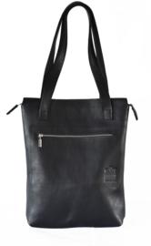 S.C. Sally zipper black 02