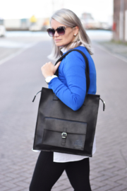 The Harley bag black