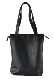 S.C. Sally zipper black 02