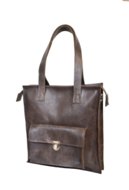 The Harley bag taupe