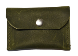 Cardholder army green