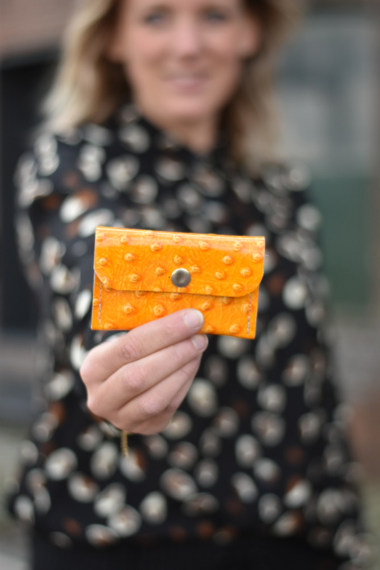Limited edition orange