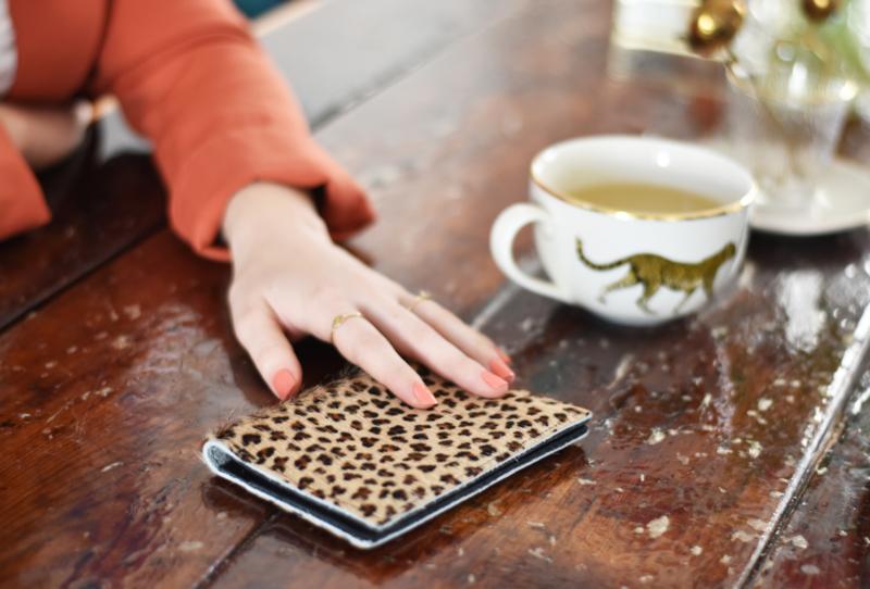 Combideal leopard lover
