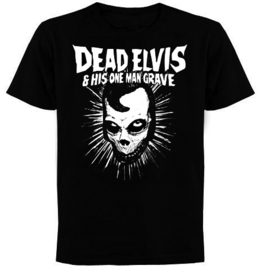 "Dead Elvis ""POSTMORTAL"" shirt"