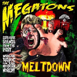 "The Megatons - Meltdown! 12"""