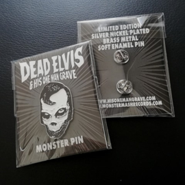 Dead Elvis pins