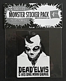 Monster sticker pack (4pcs)