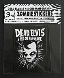 Zombie sticker pack (3pcs)