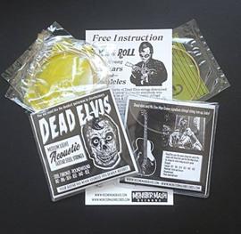 Dead Elvis - ACCOUSTIC GUITAR STRINGS