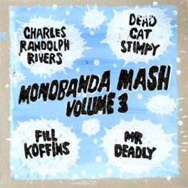 """Monobanda Mash Vol.3 V/A  (Lim. linocut serie 7"""")"""