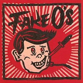 "Fake O's - s/t MASH21 (Lim. linocut serie 7"")"