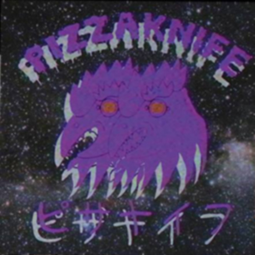 Pizza Knife - U.F.O. pilot 12""