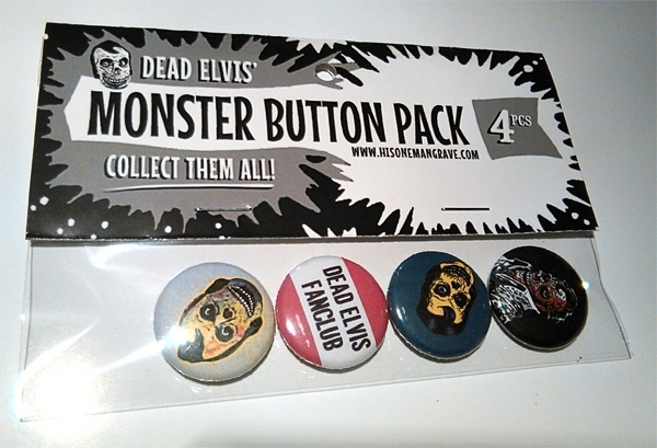 Monster button pack #2