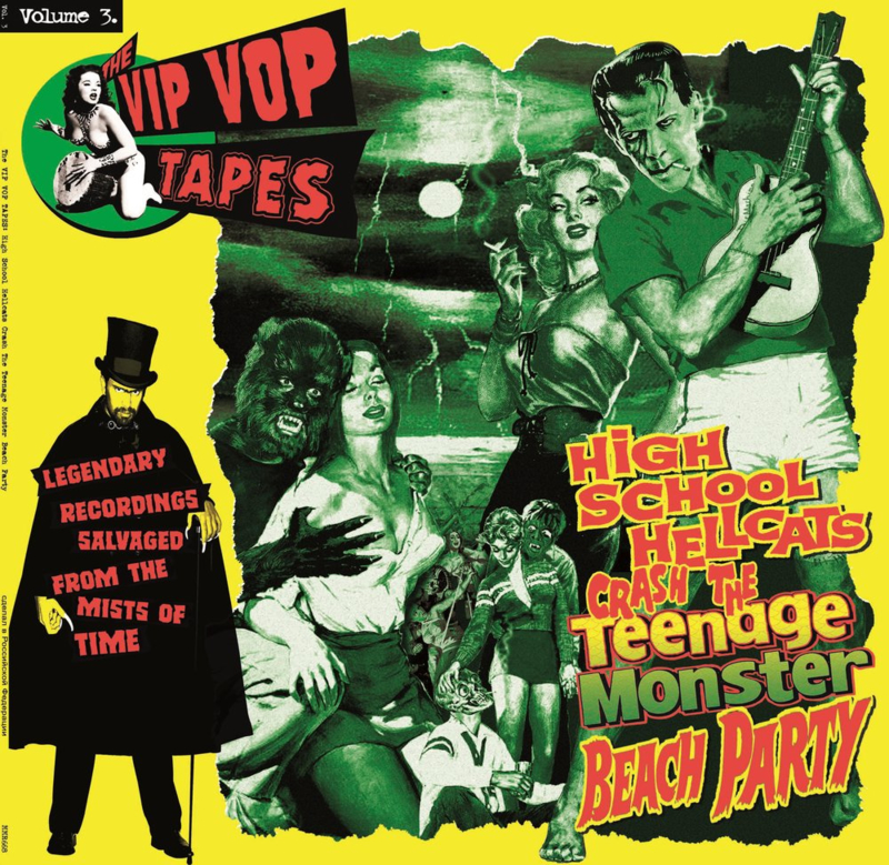 V.A. : Vip Vop Tapes Vol 3. 12""