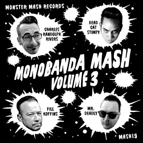 """Monobanda Mash Vol.3 V/A (7"""")"""