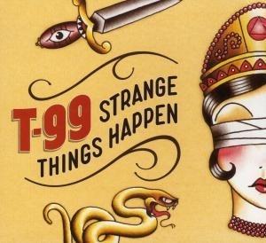 "T-99 - Strange Cherries 10"""