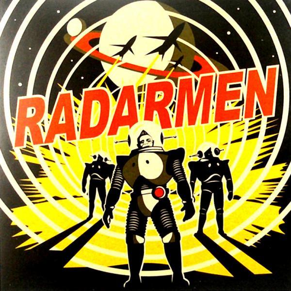 """Radarmen - S/T 7"""""""