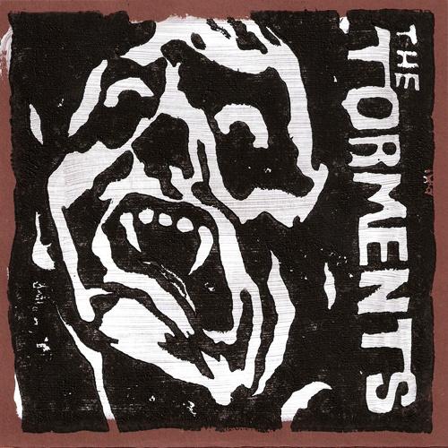 "The Torments - Gravedigger (Lim. linocut serie 7"")"
