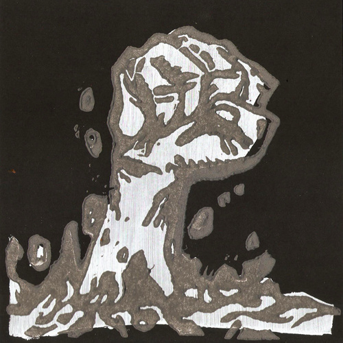 "Wet Boys - Bigger man than you (Lim. linocut serie 7"")"