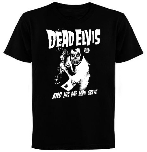 "Dead Elvis ""RUMBLE"" shirt"