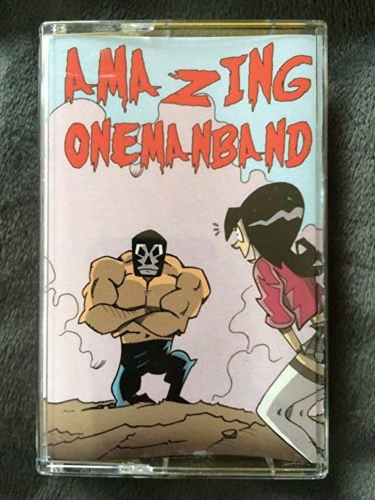 The Amazing Onemanband - Shit & Stuff