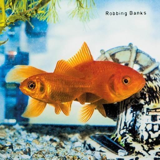 "Robbing Banks Onemanband - This & that 10"""