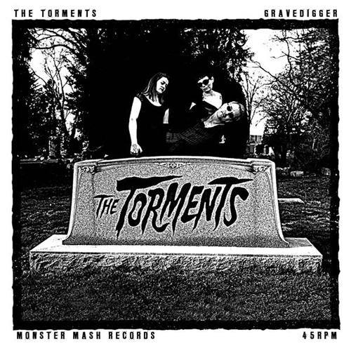"The Torments - Gravedigger (7"")"