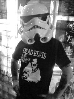 "Dead Elvis ""Classic"" shirt"