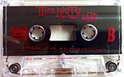 Sarcofagos Blues Duo / Thee Dirty Rats