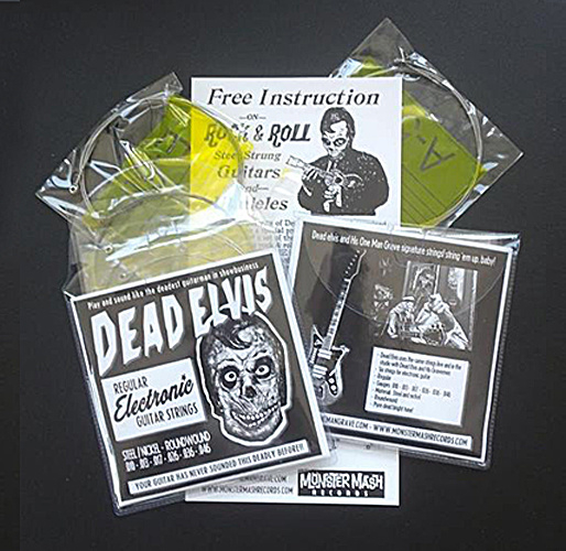 Dead Elvis - ELECTRIC GUITAR STRINGS