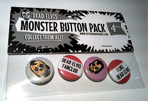 Monster button pack #1