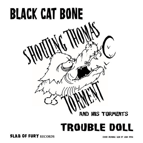 The Torments - Black Cat Bone 7""