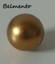 klankbolletje goud