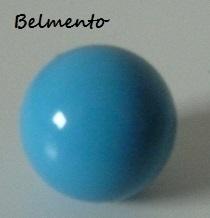 Klankbolletje turquoise