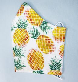 Mondkapje 'pineapple'
