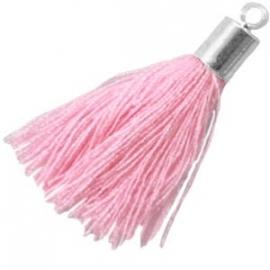 Kwastje sweet roze pink
