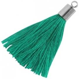 Kwastje Emerald green