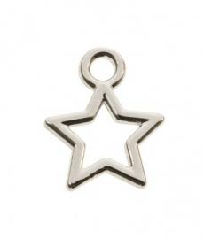 Bedel Star antiek zilver