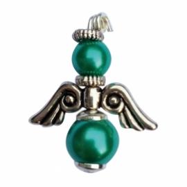 Bescherm engeltje groen