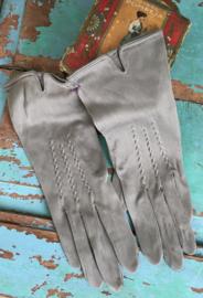 Kinderhandschoenen muisgrijs