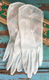Oude handschoentjes