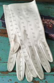 Zachtleren vintage handschoenen