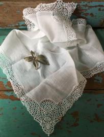 Vintage zakdoekje