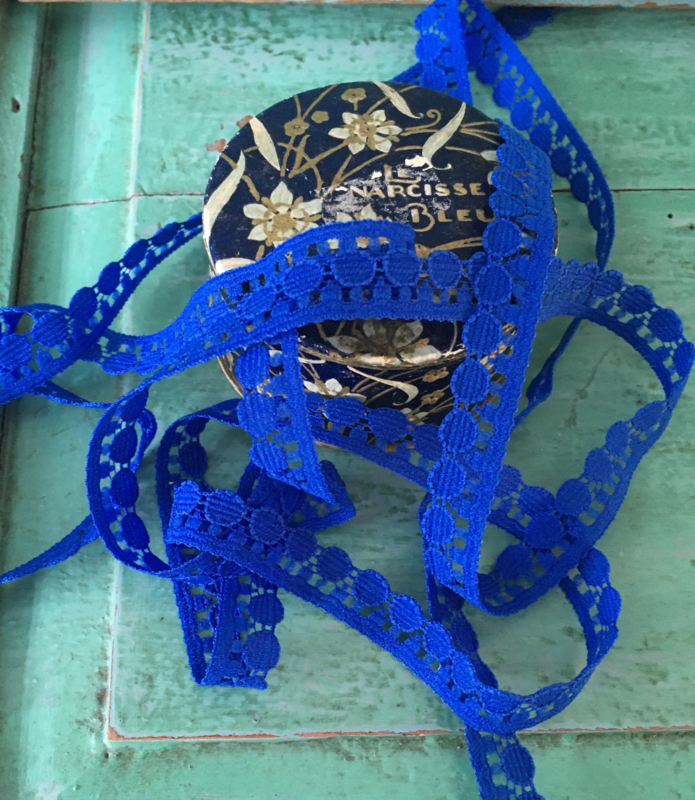 Hard blauw (150cm)