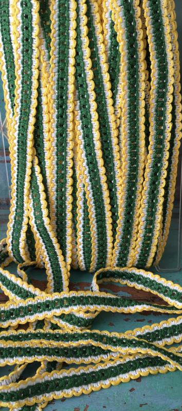 Groen-Geel-Wit  (400cm)
