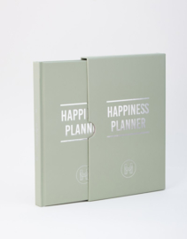 100 days Happiness Planner Sage