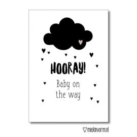 Hooray! Baby - Kaart