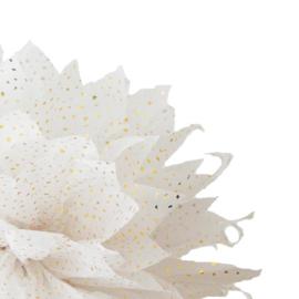Tissue Paper Special Goud vlok