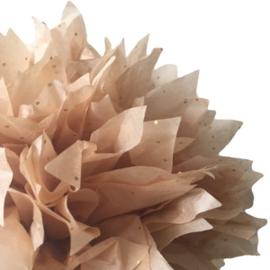 Tissue Paper Special Goud Glitter