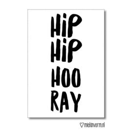 Hip Hip Hoo Ray - Kaart